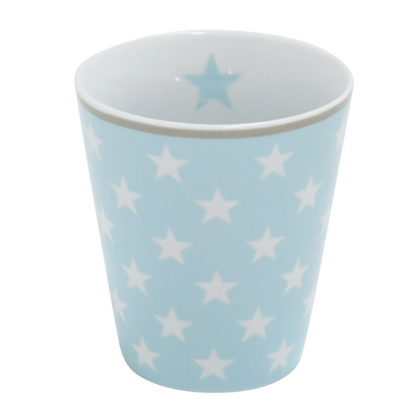 Happy Mug Becher Blue Star