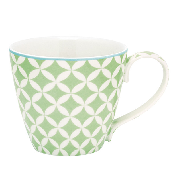 GREENGATE Becher Mai Green