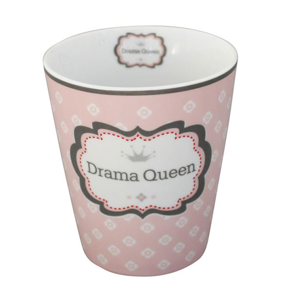 Happy Mug Becher Drama Queen