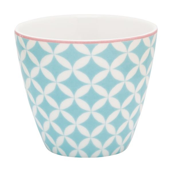 GREENGATE Latte Cup Mai Blue